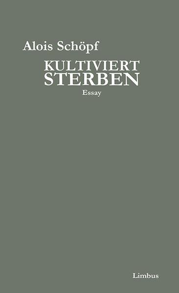 Kultiviert sterben - Coverbild