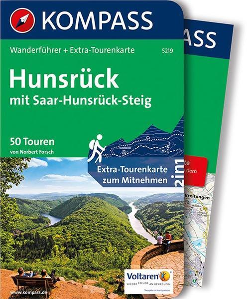 Hunsrück mit Saar-Hunsrück-Steig - Coverbild