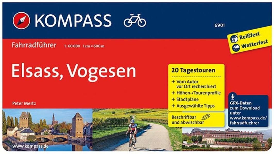 Elsass, Vogesen - Coverbild