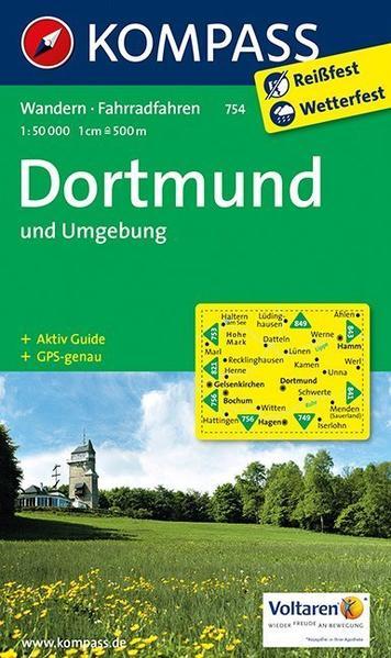 Dortmund und Umgebung - Coverbild