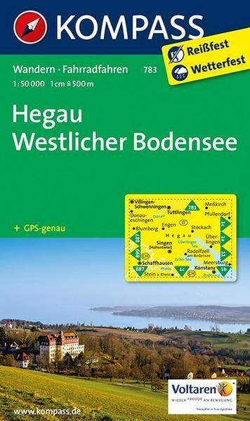 Hegau - Westlicher Bodensee - Coverbild