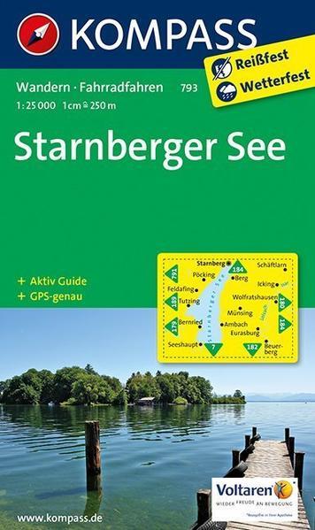 Starnberger See - Coverbild