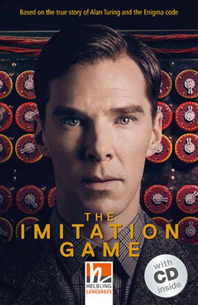 The Imitation Game, mit 1 Audio-CD - Coverbild