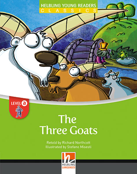 The Three Goats, Class Set - Coverbild