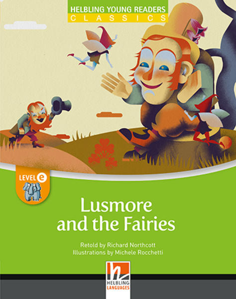 Lusmore and the Fairies, Class Set - Coverbild