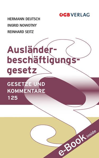 Ausländerbeschäftigungsgesetz - Coverbild