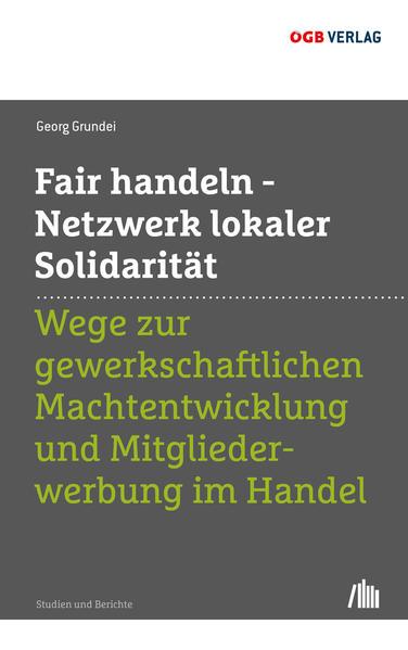 Fair handeln - Netzwerk lokaler Solidarität - Coverbild
