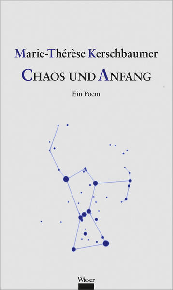 Chaos und Anfang - Coverbild