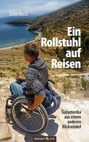 Ein Rollstuhl auf Reisen - Coverbild