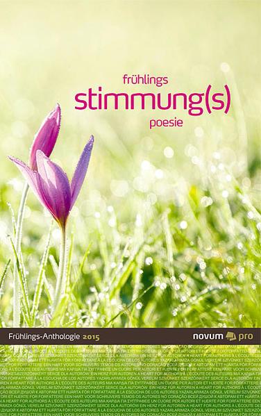frühlings stimmung(s) poesie 2015 - Coverbild