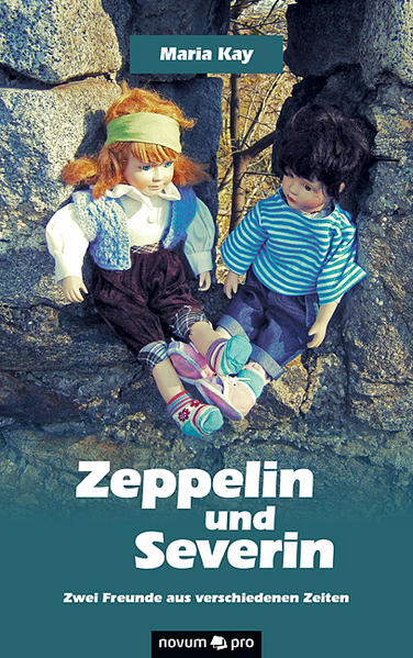 Zeppelin und Severin - Coverbild