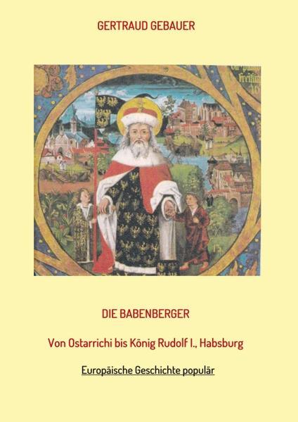 Die Babenberger - Coverbild