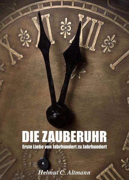 Die Zauberuhr - Coverbild