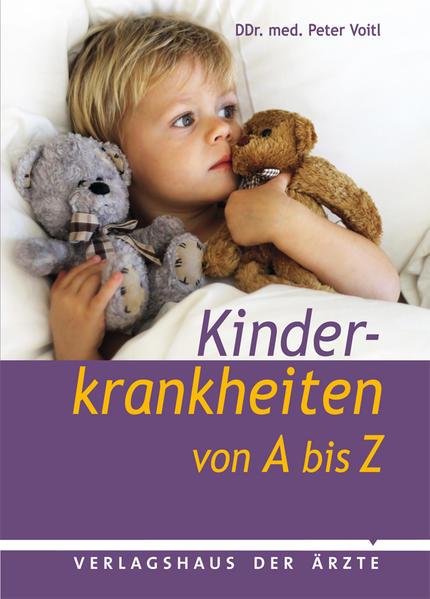 Kinderkrankheiten von A bis Z - Coverbild
