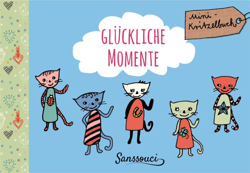 Glückliche Momente - Coverbild
