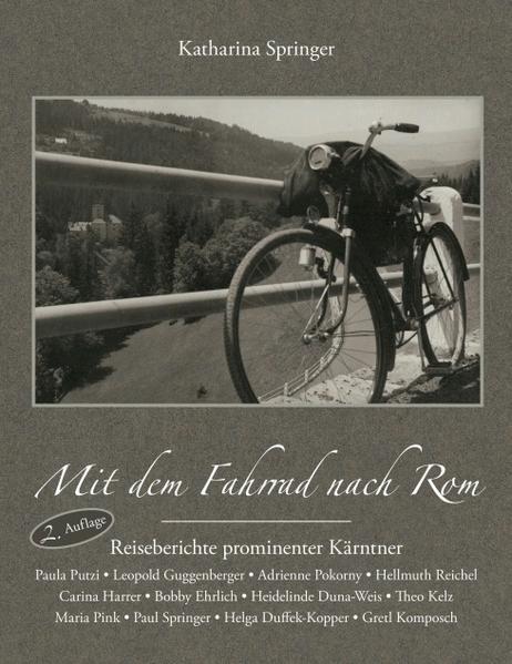 Mit dem Fahrrad nach Rom - Coverbild