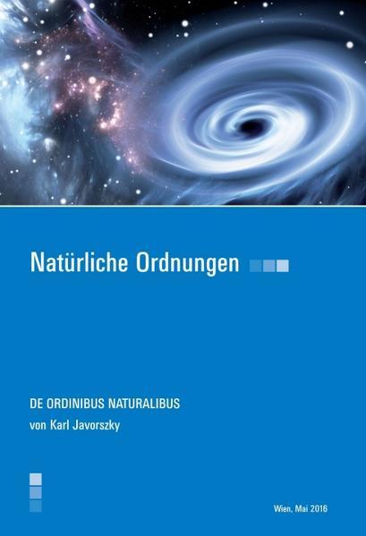 Natürliche Ordnungen - Coverbild