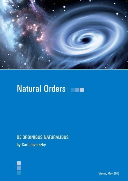 Natural Orders - Coverbild