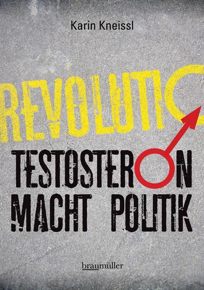 TESTOSTERON MACHT POLITIK - Coverbild