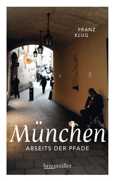 München abseits der Pfade - Coverbild