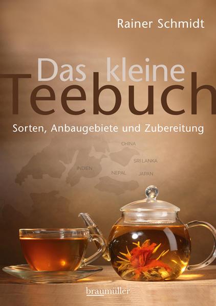 Das kleine Teebuch - Coverbild
