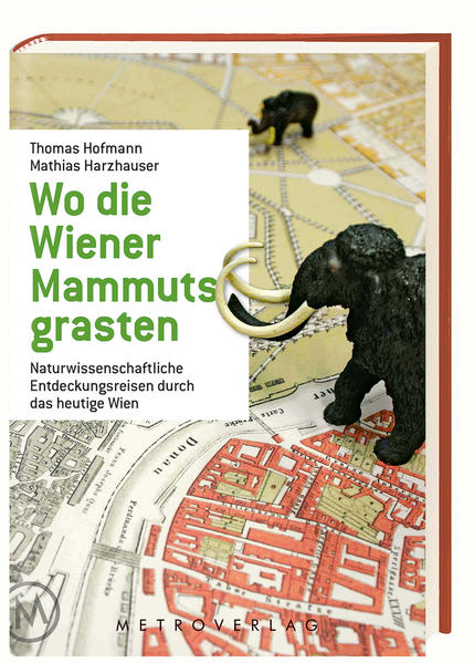 Wo die Wiener Mammuts grasten - Coverbild