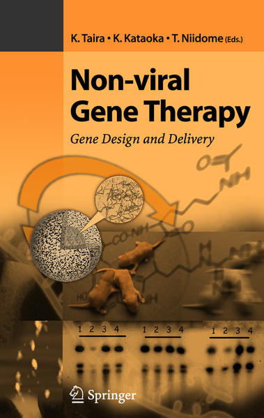Non-viral Gene Therapy - Coverbild