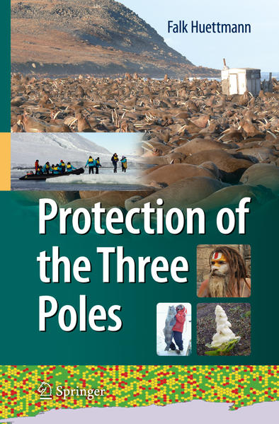 Protection of the Three Poles - Coverbild