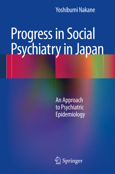 Progress in Social Psychiatry in Japan - Coverbild