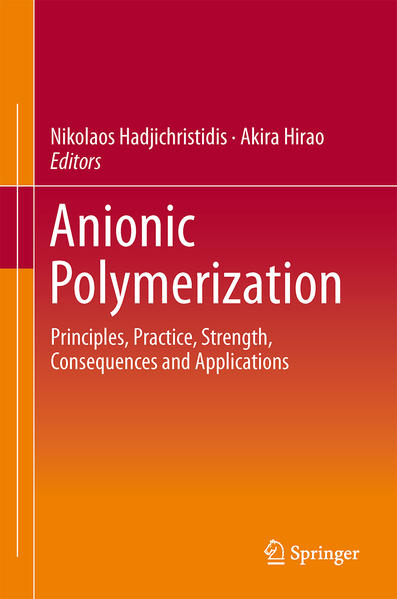 Anionic Polymerization - Coverbild