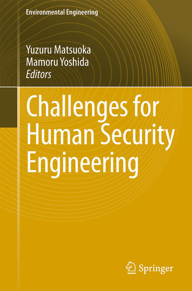 Challenges for Human Security Engineering - Coverbild