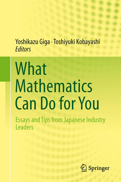 What Mathematics Can Do for You - Coverbild