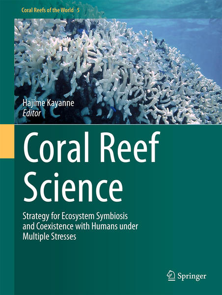 Coral Reef Science - Coverbild