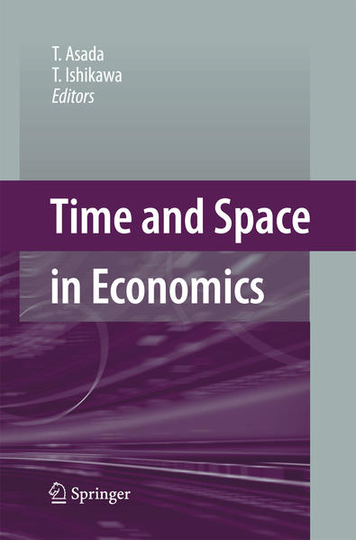 Time and Space in Economics - Coverbild