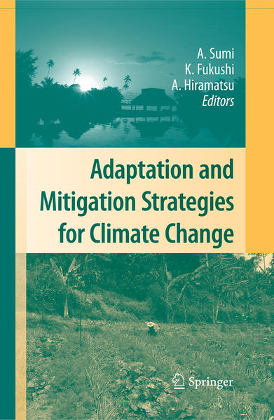 Adaptation and Mitigation Strategies for Climate Change - Coverbild