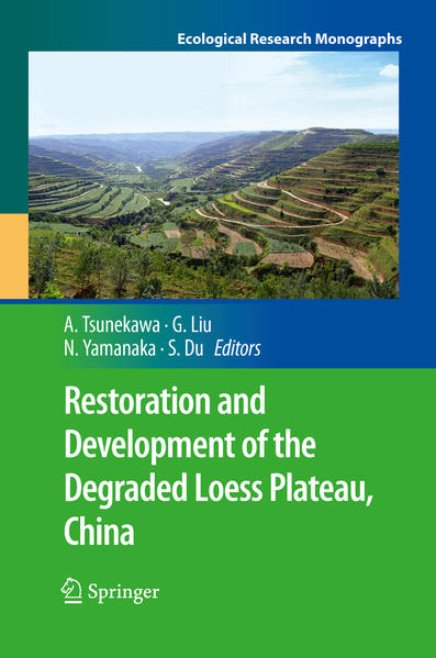Restoration and Development of the Degraded Loess Plateau, China - Coverbild