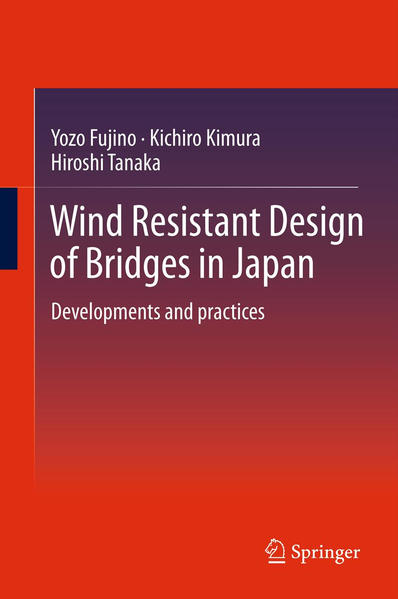 Wind Resistant Design of Bridges in Japan - Coverbild