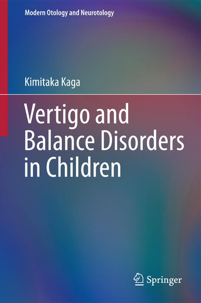 Vertigo and Balance Disorders in Children - Coverbild