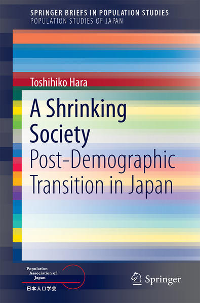 A Shrinking Society - Coverbild