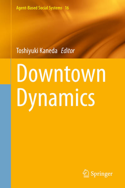 Downtown Dynamics - Coverbild
