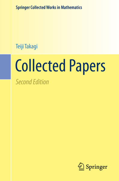 Collected Papers - Coverbild