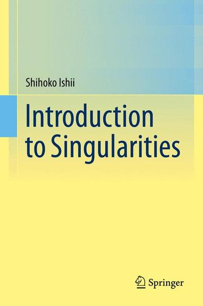 Introduction to Singularities - Coverbild