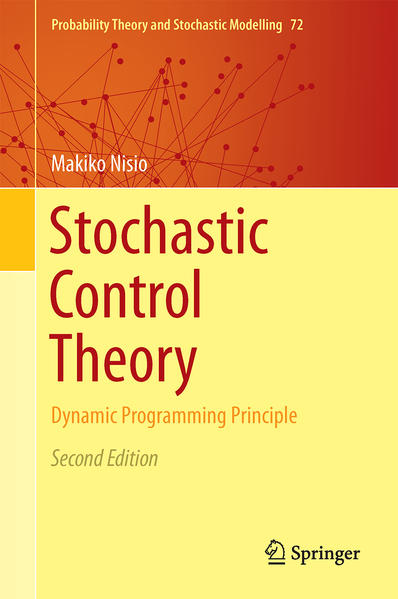 Stochastic Control Theory - Coverbild