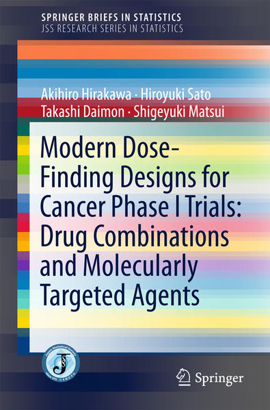 Theory and Practice in Complex Dose-Finding Designs - Coverbild