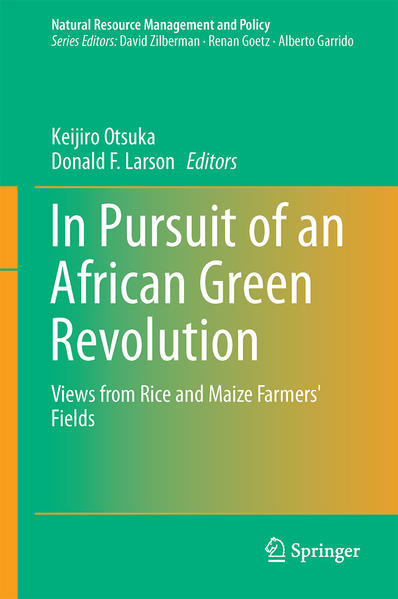 In Pursuit of an African Green Revolution - Coverbild