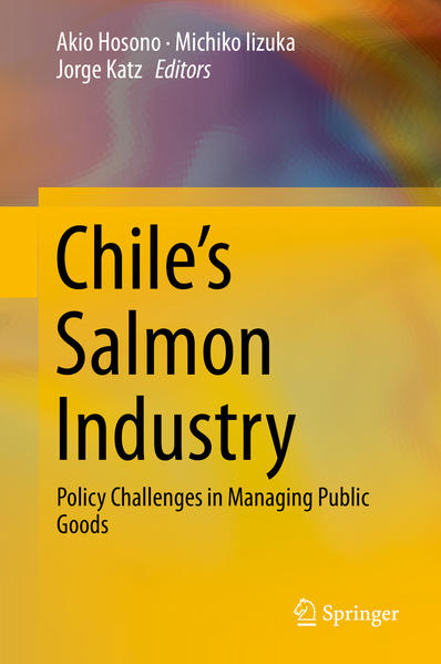 Chile's Salmon Industry - Coverbild
