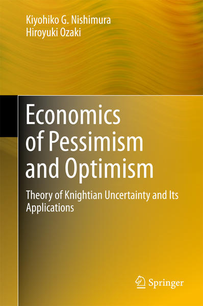 Economics of Pessimism and Optimism - Coverbild