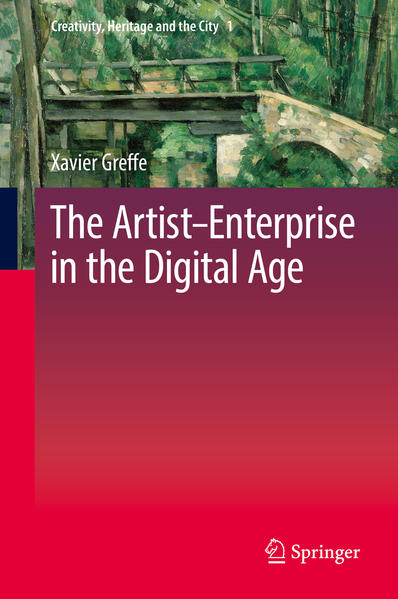 The Artist–Enterprise in the Digital Age - Coverbild