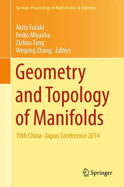 Geometry and Topology of Manifolds - Coverbild