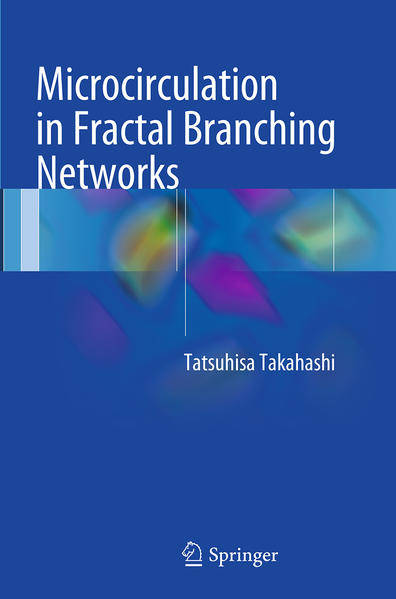 Microcirculation in Fractal Branching Networks - Coverbild